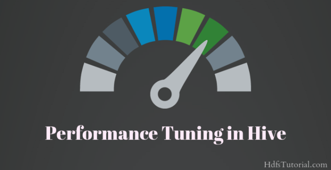 Hive Performance Tuning