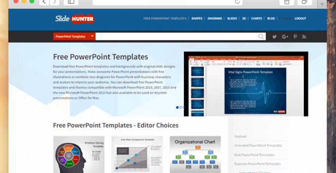 Free powerpoint templates archives hdfs tutorial start on your slideshows with slidehunters free templates for powerpoint toneelgroepblik Gallery