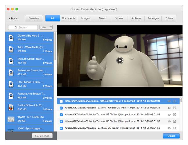 Cisdem Duplicate Finder for Mac review