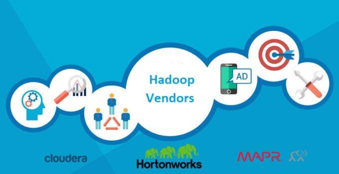 Top Hadoop Distributions