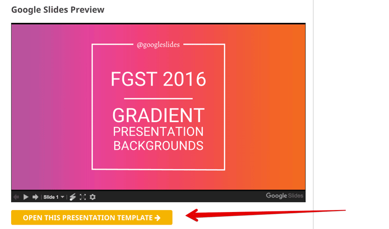 fgst make presentations in google slides like a pro