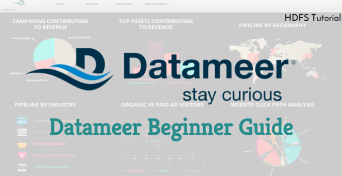 Datameer Tutorial