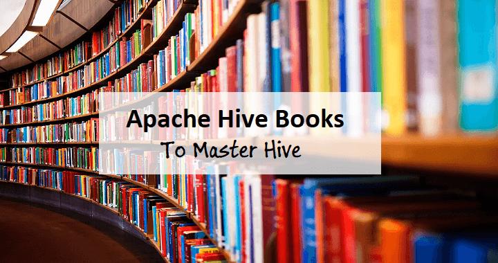 Apache Hive Books