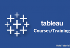 Best Tableau Courses/Trainings