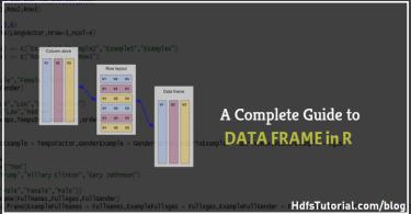 dataframe creation in r