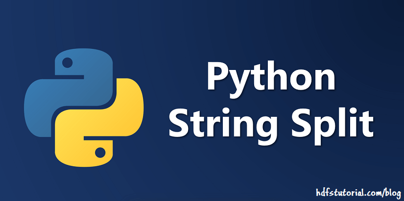 split string into characters python - HDFS Tutorial