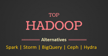 hadoop alternatives