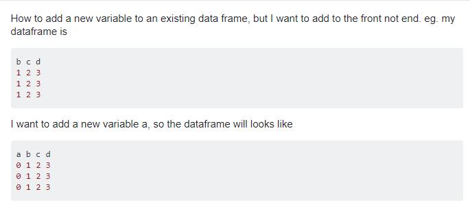 Add column to dataframe example